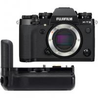 Цифровой фотоаппарат FujiFilm X-T3 Body Black + VG-XT3