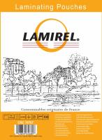 Пленка для ламинирования Lamirel 85x120 мм, 125 мкм, 100 шт.