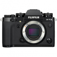Цифровой фотоаппарат FujiFilm X-T3 Body Black