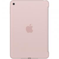 Чехол Apple Silicone Case для iPad mini 4, розовый песок