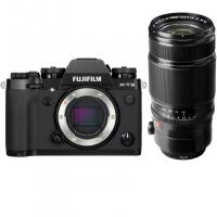 Цифровой фотоаппарат FujiFilm X-T3 Body Black + XF50-140mmF2.8 R LM OIS WR