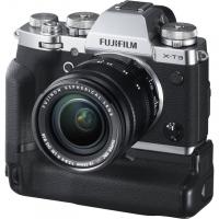 Цифровой фотоаппарат FujiFilm X-T3 Kit XF18-55mm F2.8-4 R LM OIS Silver + VG-XT3