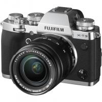 Цифровой фотоаппарат FujiFilm X-T3 Kit XF18-55mm F2.8-4 R LM OIS Silver